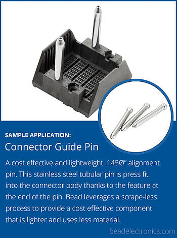 Connector Guide Pin